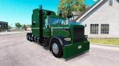 La piel Seidler de Camiones para el camión Peterbilt 389 para American Truck Simulator