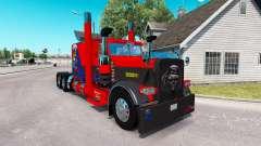 La piel de Nevada, estados UNIDOS para el camión Peterbilt 389 para American Truck Simulator