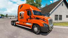 La piel de SCHNEIDER camión Freightliner Cascadia para American Truck Simulator
