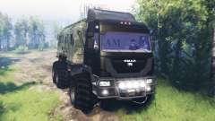 El Yamal-6 v4.0 para Spin Tires