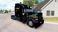 Smith Transporte de la piel para el camión Peterbilt 389 para American Truck Simulator