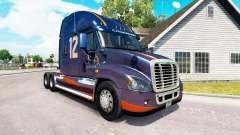 La piel Águila en el Club tractor Freightliner Cascadia para American Truck Simulator