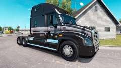 La piel de la Marta en el camión Freightliner Cascadia para American Truck Simulator