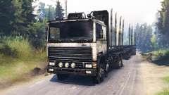Volvo FL para Spin Tires