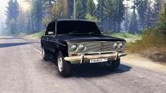 VAZ-2103 v4.0 para Spin Tires
