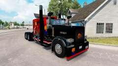 La piel de Arizona, estados UNIDOS para el camión Peterbilt 389 para American Truck Simulator