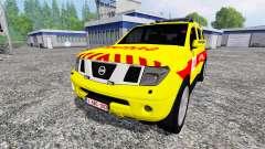 Nissan Pathfinder [SMUR]