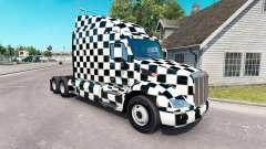 Los Cuadros de la piel para el camión Peterbilt para American Truck Simulator