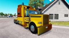 Guzmán Expresa de la piel para el camión Peterbilt 389 para American Truck Simulator