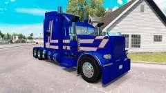 La piel Mal Hábito para el camión Peterbilt 389 para American Truck Simulator
