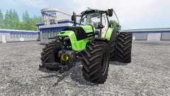 Deutz-Fahr Agrotron 7250 TTV v6.0