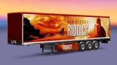 Riddick piel para remolques para Euro Truck Simulator 2