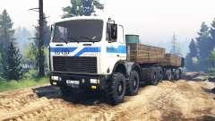 """""""MZKT-7401 2004 v3.0 para Spin Tires"""