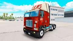 La piel de la EMPANADA en camión Freightliner FLB para American Truck Simulator