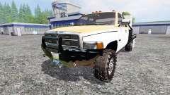 Dodge Ram 2500 [feed truck]