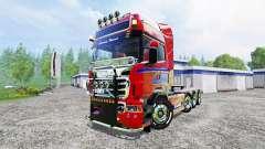 Scania R560 8x4