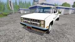 Chevrolet Silverado 3500 1984