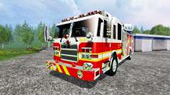 Pierce Arrow XT 2009 BCFD
