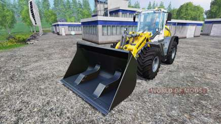Liebherr L538 [yellow] para Farming Simulator 2015