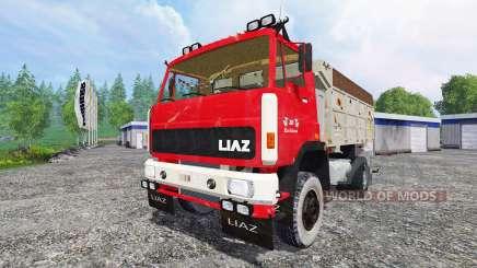 Skoda-LIAZ 150.261 para Farming Simulator 2015