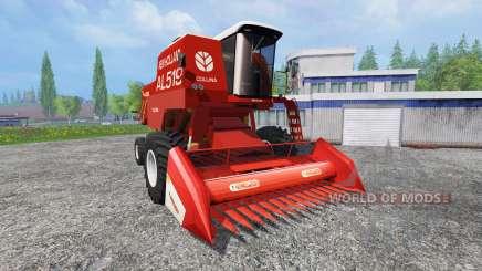 New Holland AL 519 para Farming Simulator 2015
