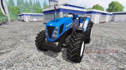 New Holland T7.100 [pack] para Farming Simulator 2015
