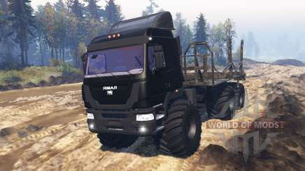 El Yamal-6 v7.0 para Spin Tires