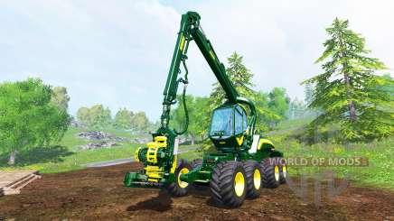 PONSSE Scorpion [easy cutter] para Farming Simulator 2015