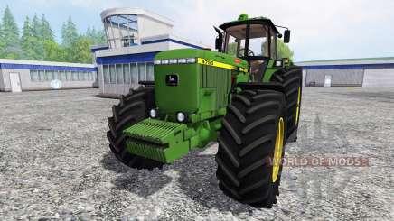John Deere 4755 v2.5 para Farming Simulator 2015