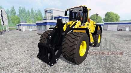 Volvo L220H para Farming Simulator 2015
