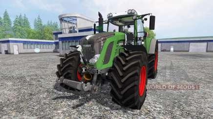 Fendt 939 Vario v2.0 para Farming Simulator 2015