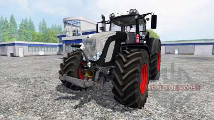 Fendt 936 Vario [black beauty washable] para Farming Simulator 2015