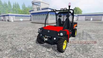 John Deere Gator 825i v2.0 para Farming Simulator 2015