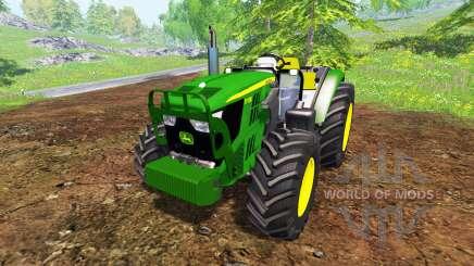 John Deere 5115M [pack] para Farming Simulator 2015