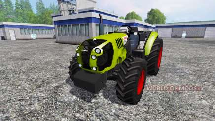 CLAAS Arion 650 [pack] para Farming Simulator 2015