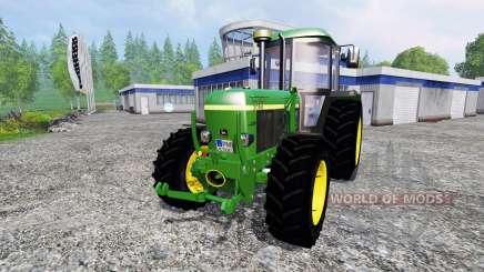 John Deere 3050 para Farming Simulator 2015