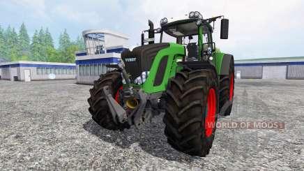 Fendt 939 Vario Wheelshader [washable] para Farming Simulator 2015