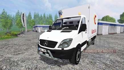 Mercedes-Benz Sprinter para Farming Simulator 2015