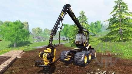 PONSSE EcoLog para Farming Simulator 2015