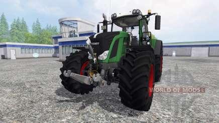 Fendt 828 Vario SCR para Farming Simulator 2015