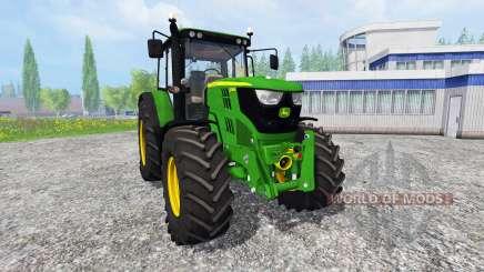 John Deere 6115M para Farming Simulator 2015