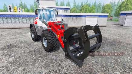 Liebherr L538 [red] v2.0 para Farming Simulator 2015