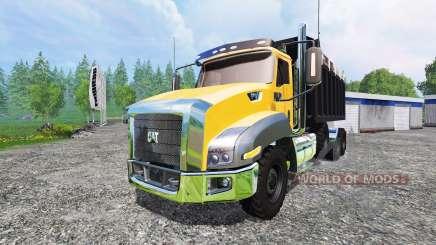 Caterpillar CT660 [color swap] para Farming Simulator 2015