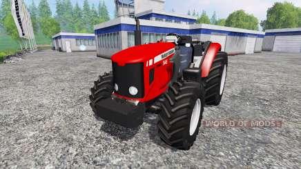 Massey Ferguson 5445 [pack] para Farming Simulator 2015