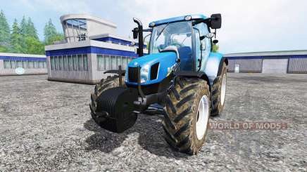 New Holland T6.140 para Farming Simulator 2015