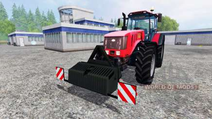 Belarús 3022 DC.1 para Farming Simulator 2015