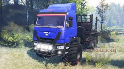 El Yamal-6 v6.0 para Spin Tires