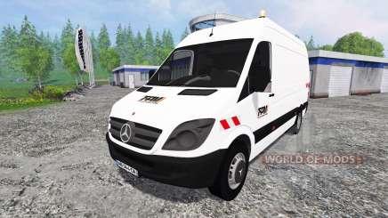 Mercedes-Benz Sprinter [pack] para Farming Simulator 2015
