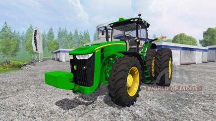 John Deere 8370R v4.0 para Farming Simulator 2015