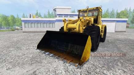 El K-701 kirovec v2.0 para Farming Simulator 2015